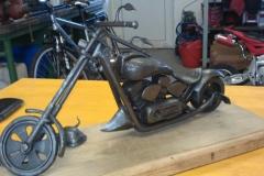 kovana motorka